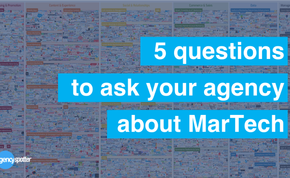 5 MarTech Questions Agency Spotter