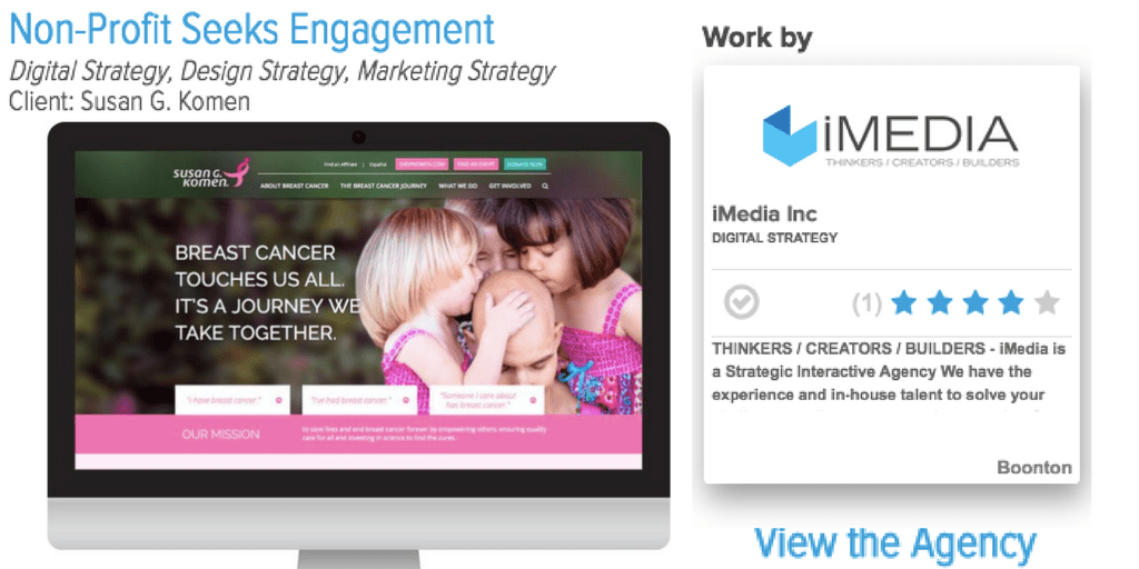 Agency-Spotter-Project-of-the-Day-iMedia-Inc-Susan-Komen