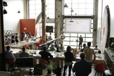 Portland mobile agency Citizen holds a workshop.