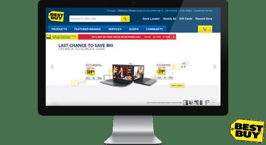 E-commerce agency SMITH revamps Best Buy