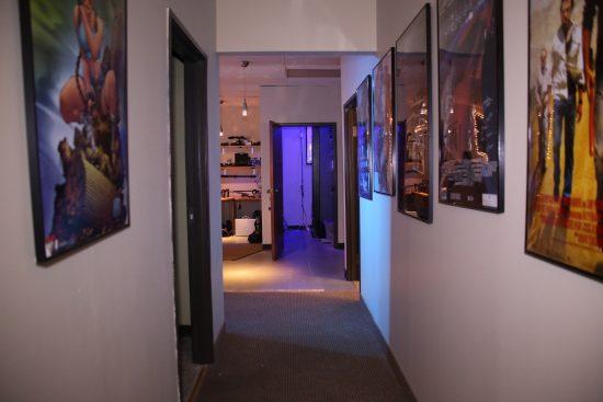 TAP Kitchen Hallway