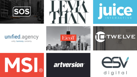Top 20 Chicago Agencies