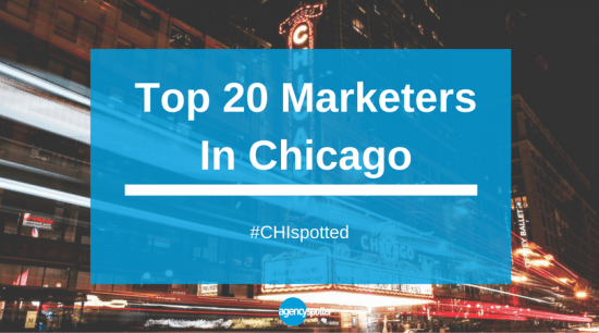 Top 20 Marketers in Chicago