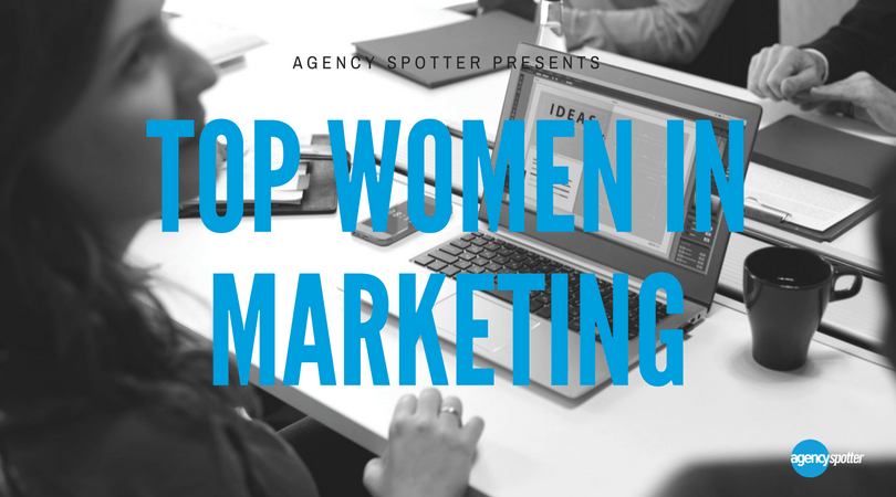 Top 20 Most Important Women in Marketing