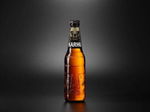 design bridge karhu beer