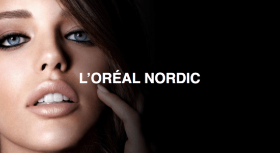 Social media for L'Oreal by Mindjumpers