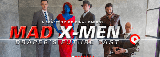 windowseat content marketing with quiznos mad x-men
