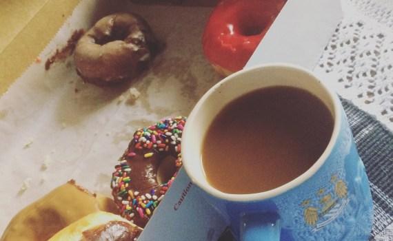 mcfc+donuts