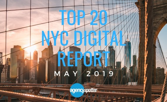 top 20 new york agencies