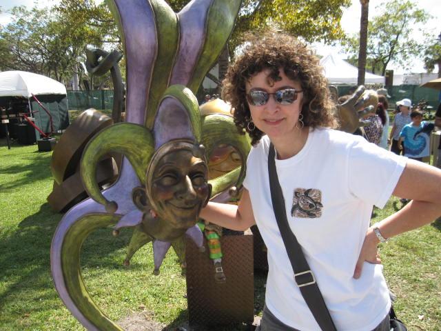 Brandware-Elke-at-Arts-Crafts-Festival-in-Miami