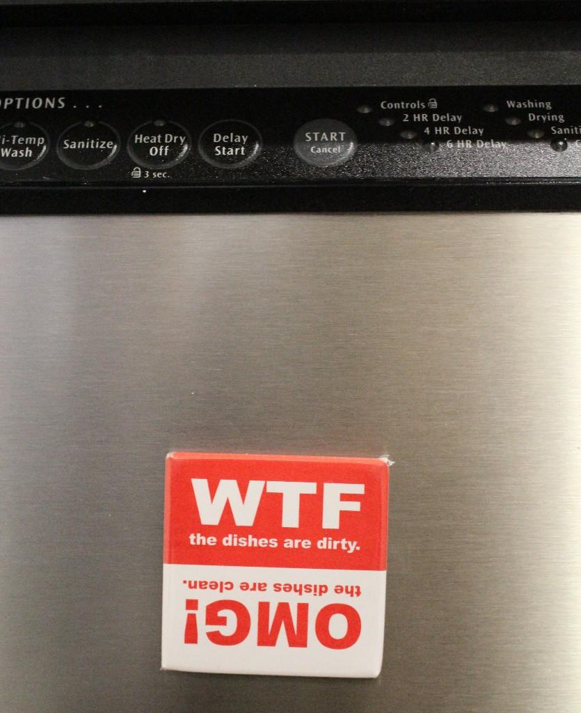 Dishwasher Management