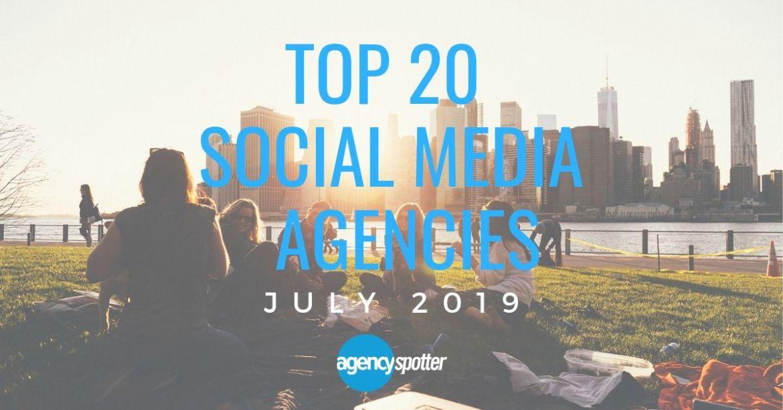 top 20 social media marketing