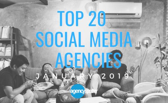 top social media marketing