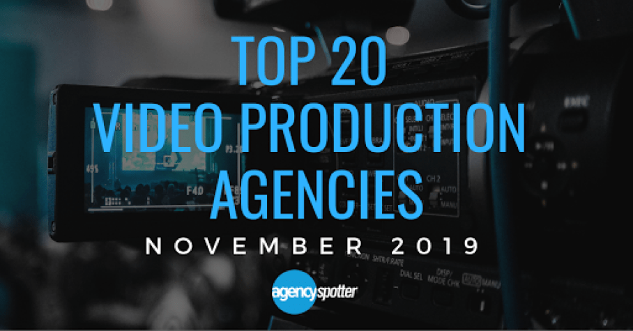 top 20 video productions agencies