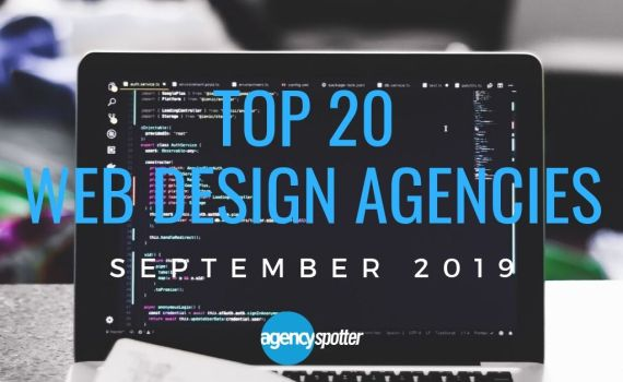 top web design report