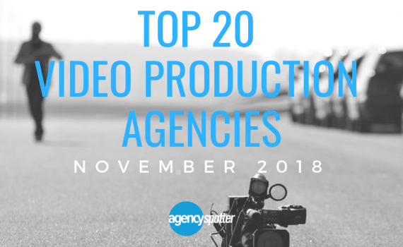 top 20 video production agencies november 2018