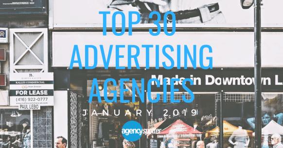 top 30 advertising