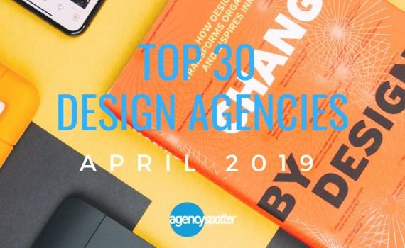 top design agencies report