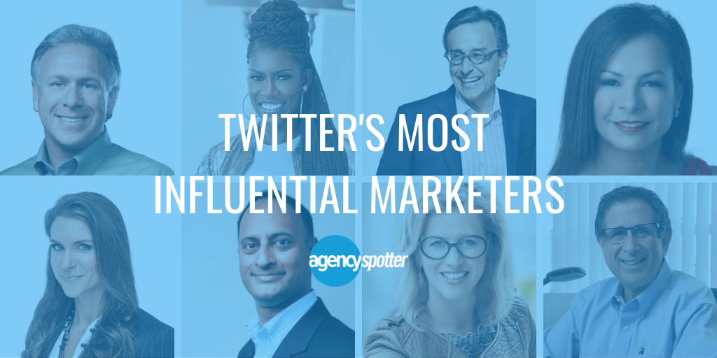 Twitter's Most Influential Marketers - Leadership + Insight