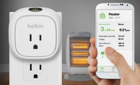idsa and belkin wemo insight