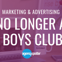 Women-Owned Agencies In Demand: Marketing No Longer a Boys Club