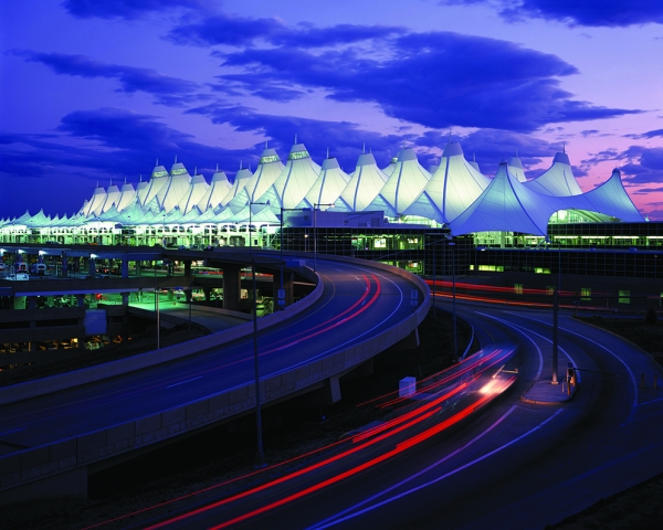 Denver International Airport Lands Groups With Convenience