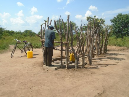 Adekirwai borehole