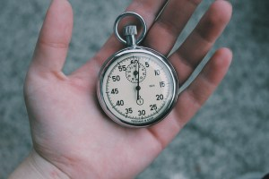 controle du temps imparti