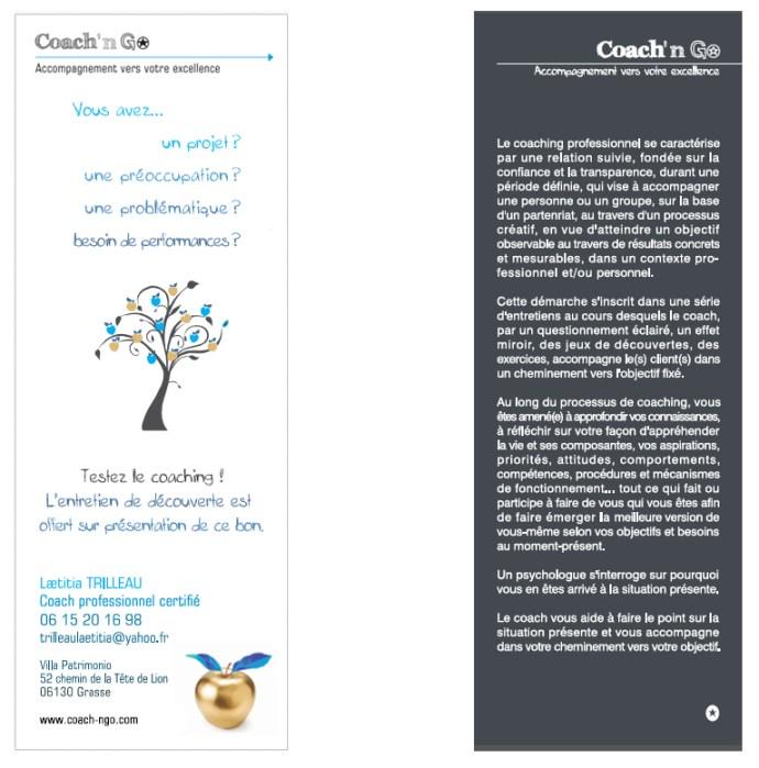 Marque-page coach-ngo