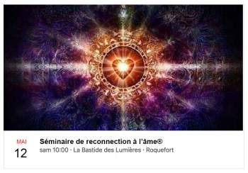 Séminaire de reconnexion à l'âme