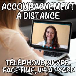 accompagnement à distance