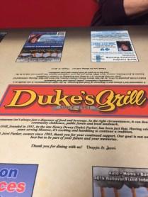 Duke Top