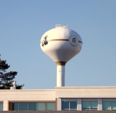 UNC Pembroke Water Towerr