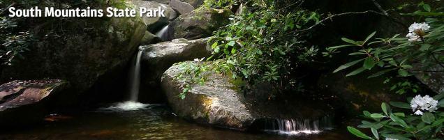 south mountain stream