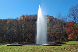 andrew's geyser today