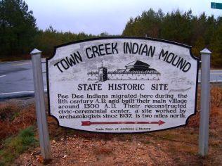 town creek mound