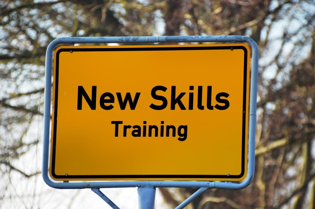 road sign, town sign, training