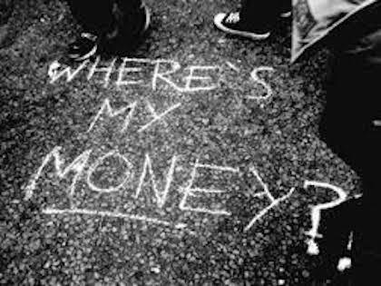 Quote Where's My Money?