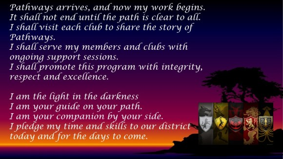 oath of a pathways warrior image
