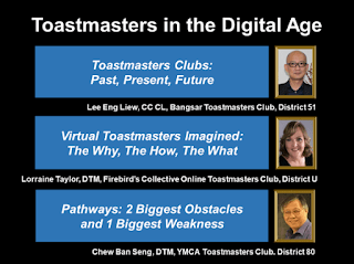 toastmasters in the digital age