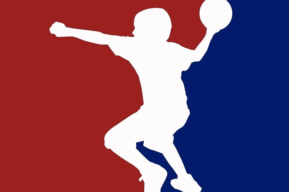 balón, prisionero, baloncesto, juego, basket, mini, minibasket