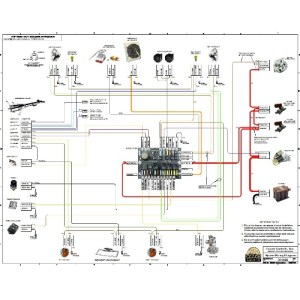 COUPE23 SYSTEM WIRING DIAGRAM [WDIAG23]  $2450 : Coach