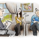 Why don't men like counselling?