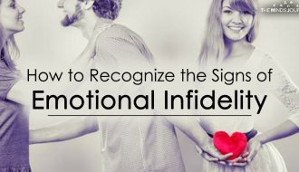 Emotional infidelity