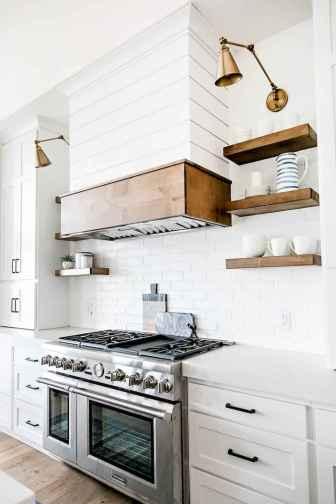 100 Stunning Farmhouse Kitchen Ideas on A Budget (44)