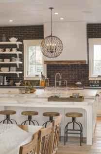 100 Stunning Farmhouse Kitchen Ideas on A Budget (84)