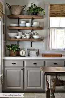 100 Stunning Farmhouse Kitchen Ideas on A Budget (85)