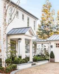 130 Stunning Farmhouse Exterior Design Ideas (100)