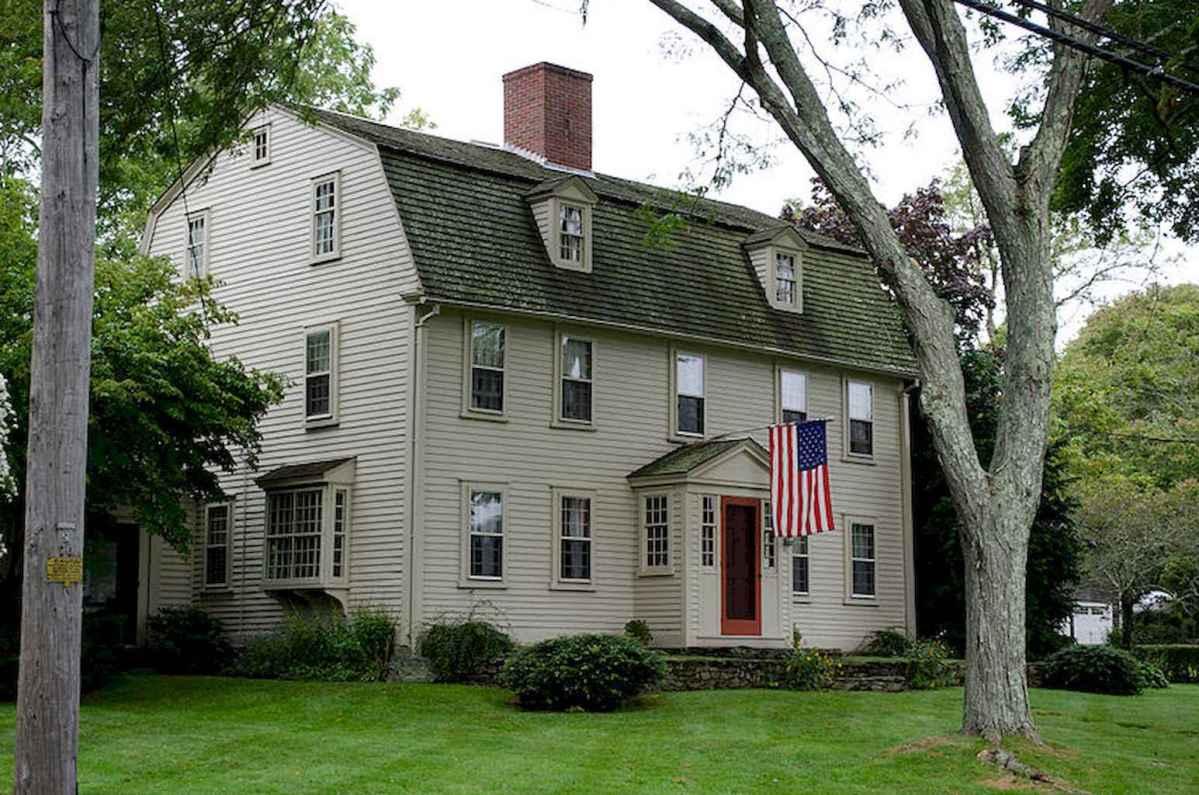 130 Stunning Farmhouse Exterior Design Ideas (113)