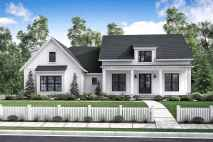 130 Stunning Farmhouse Exterior Design Ideas (119)